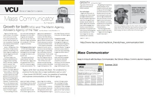 Growth For Both Article- VCU Mass Communicator